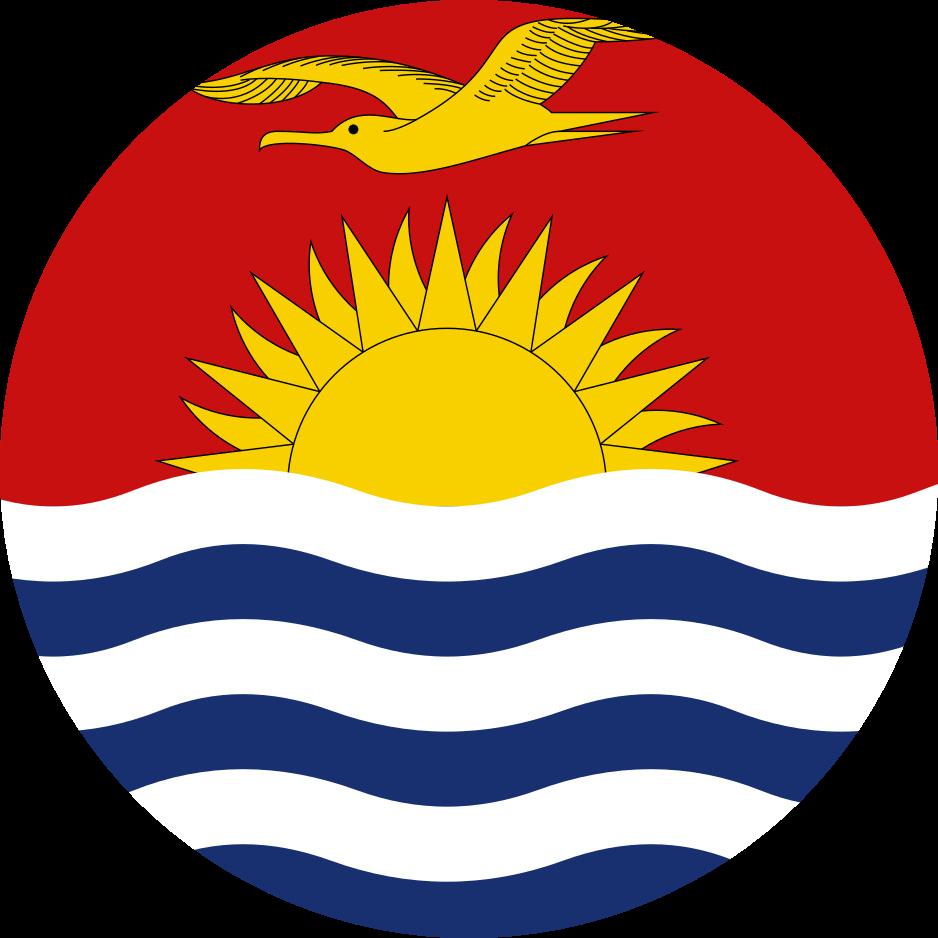 Kiribati Flag Emoji
