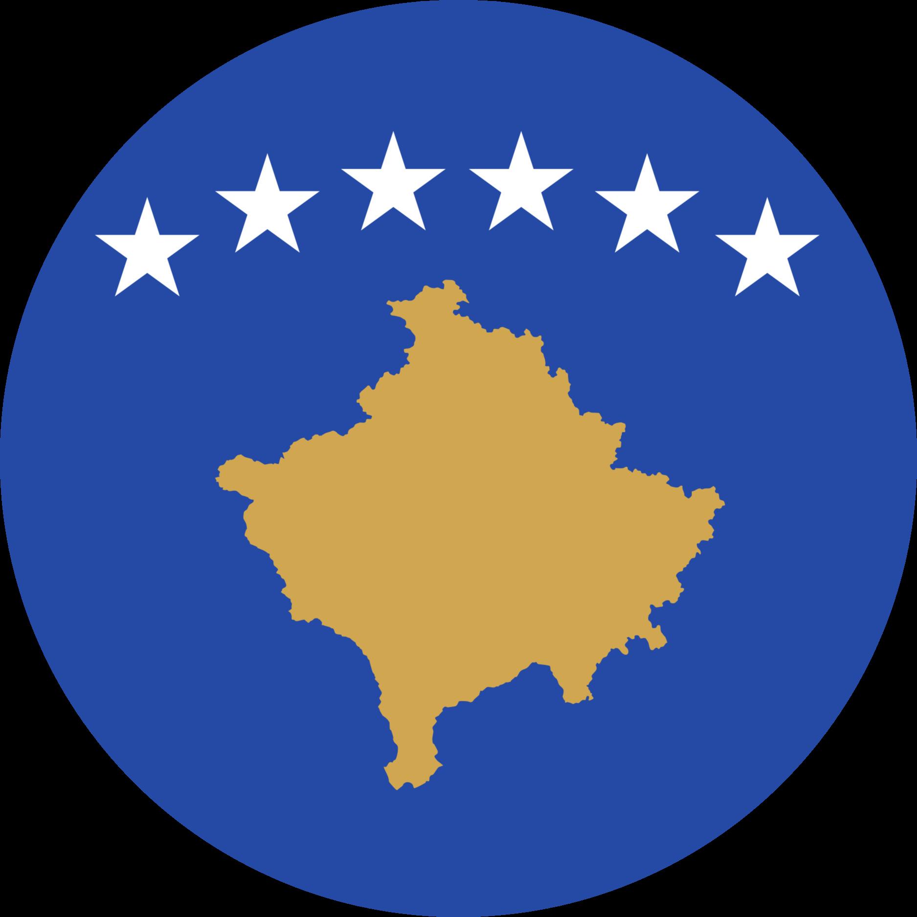 Kosovo Flag Emoji