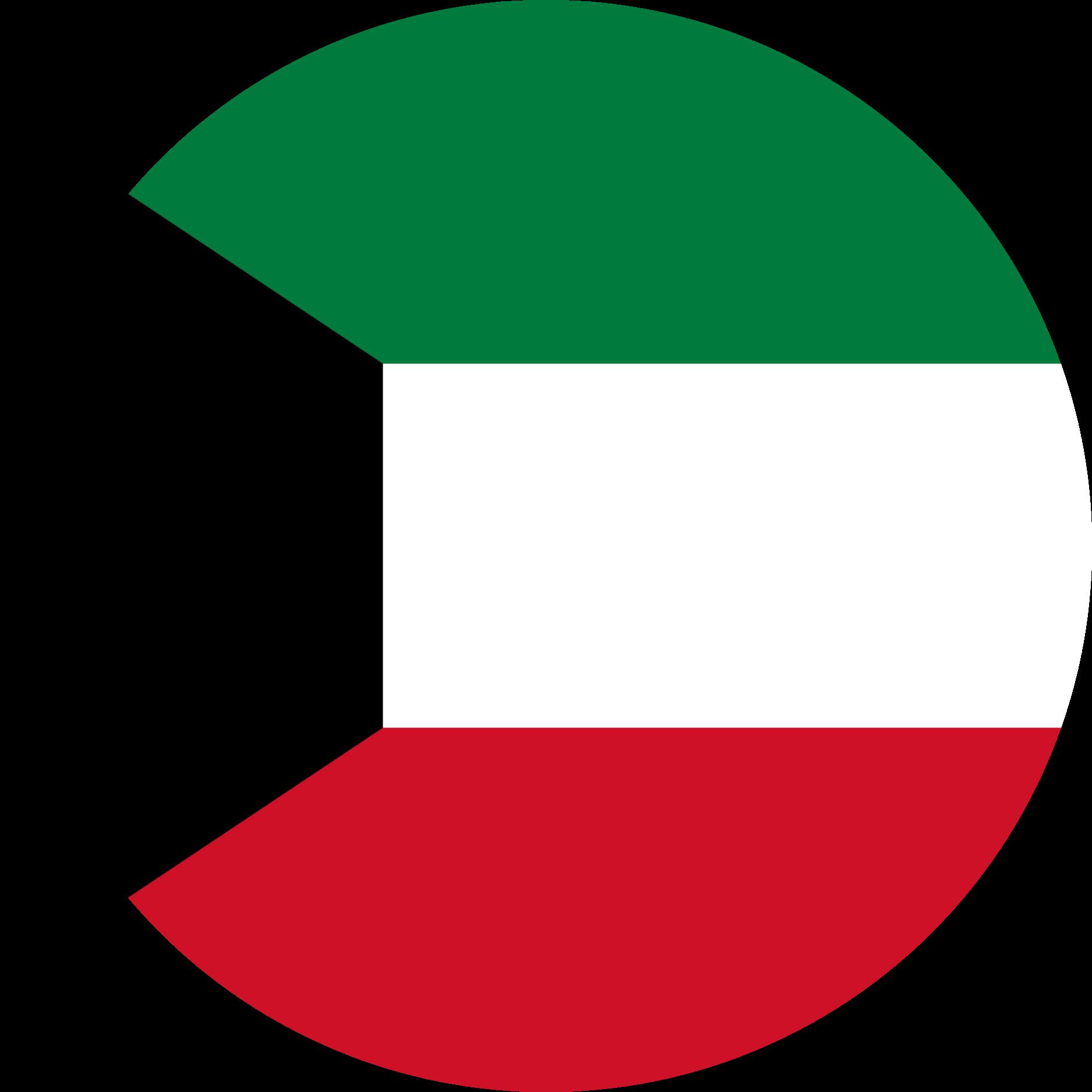 Kuwait Flag Emoji