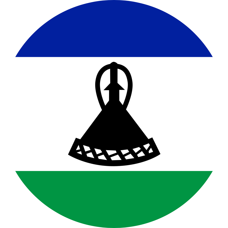 Lesotho Flag Emoji