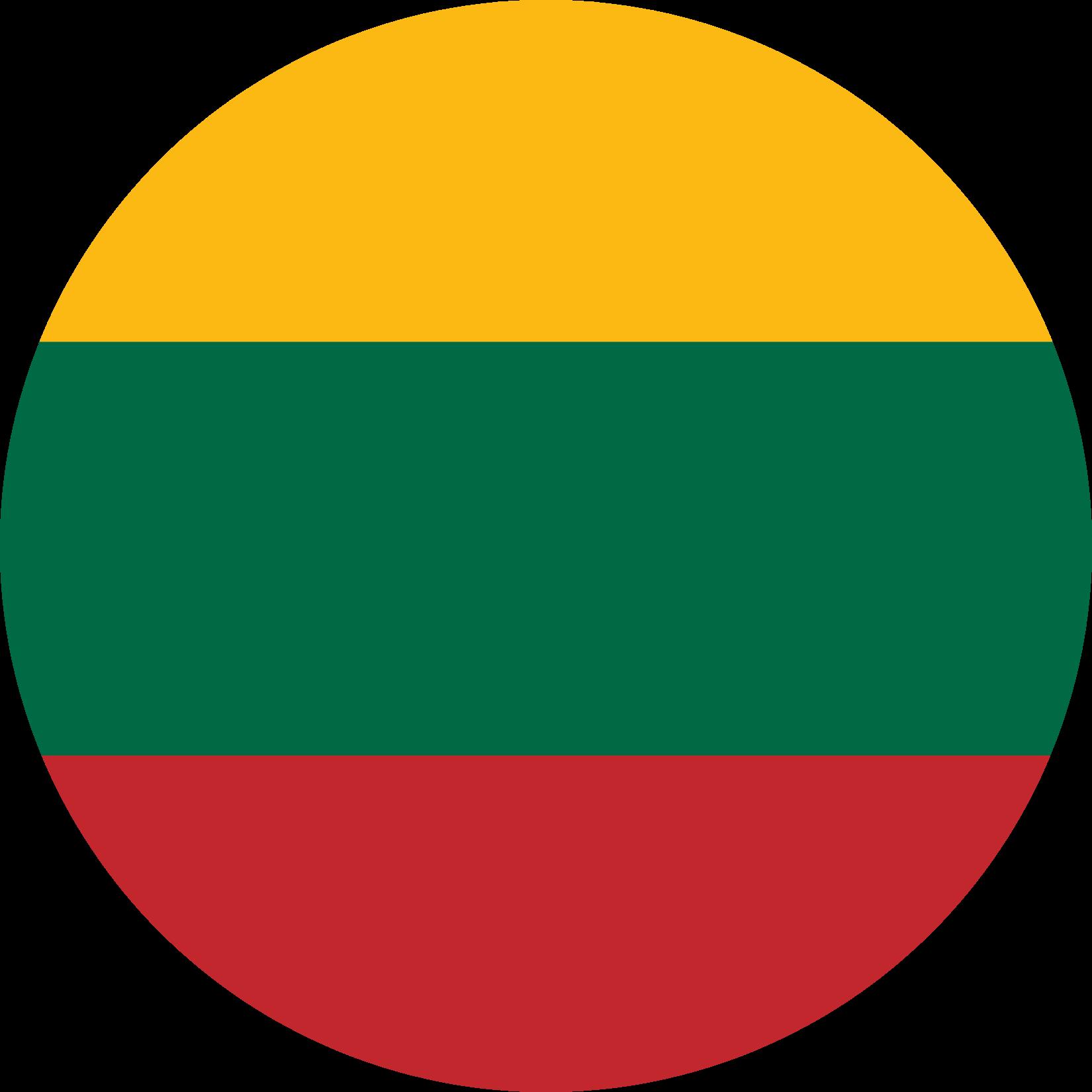 Lithuania Flag Emoji