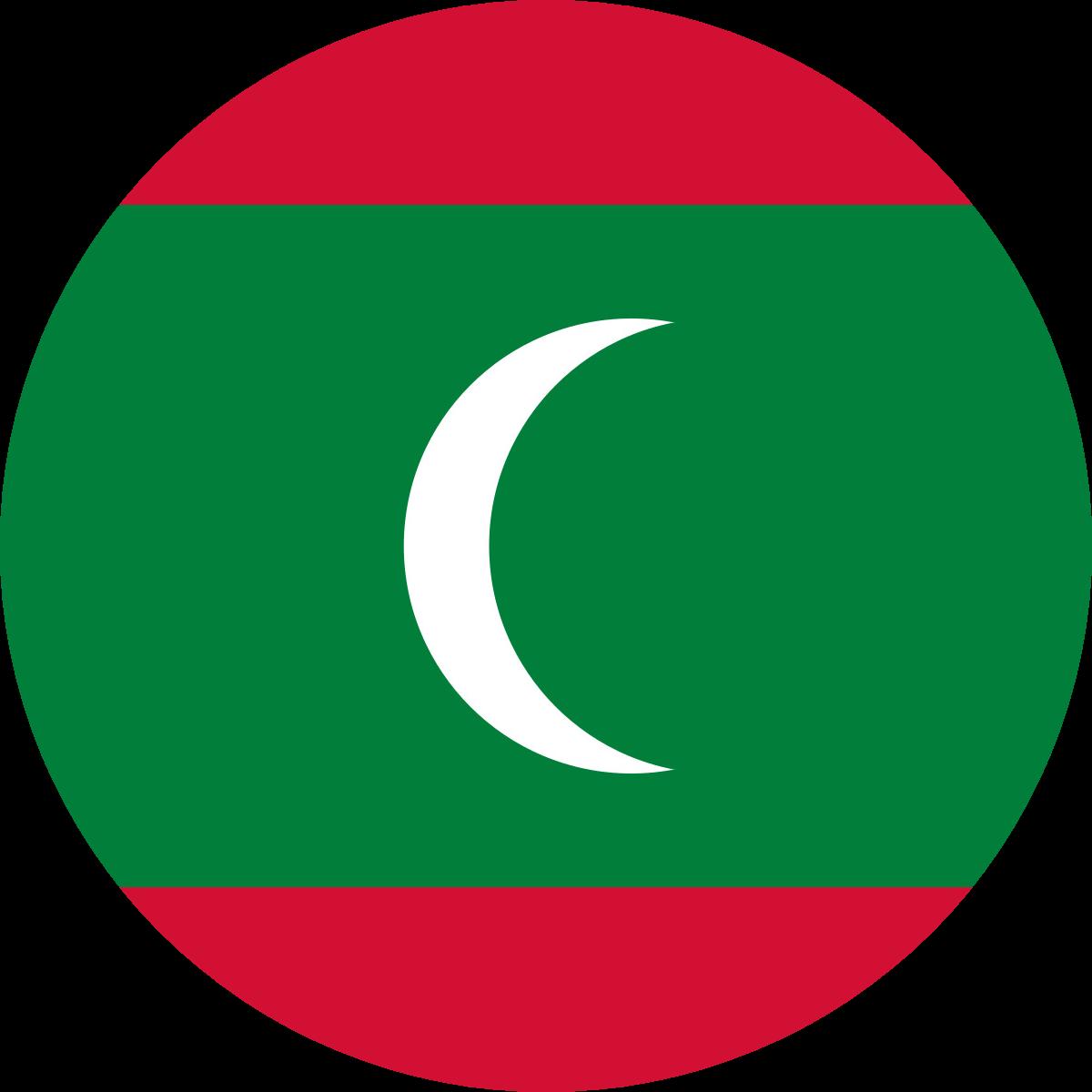 Maldives Flag Emoji