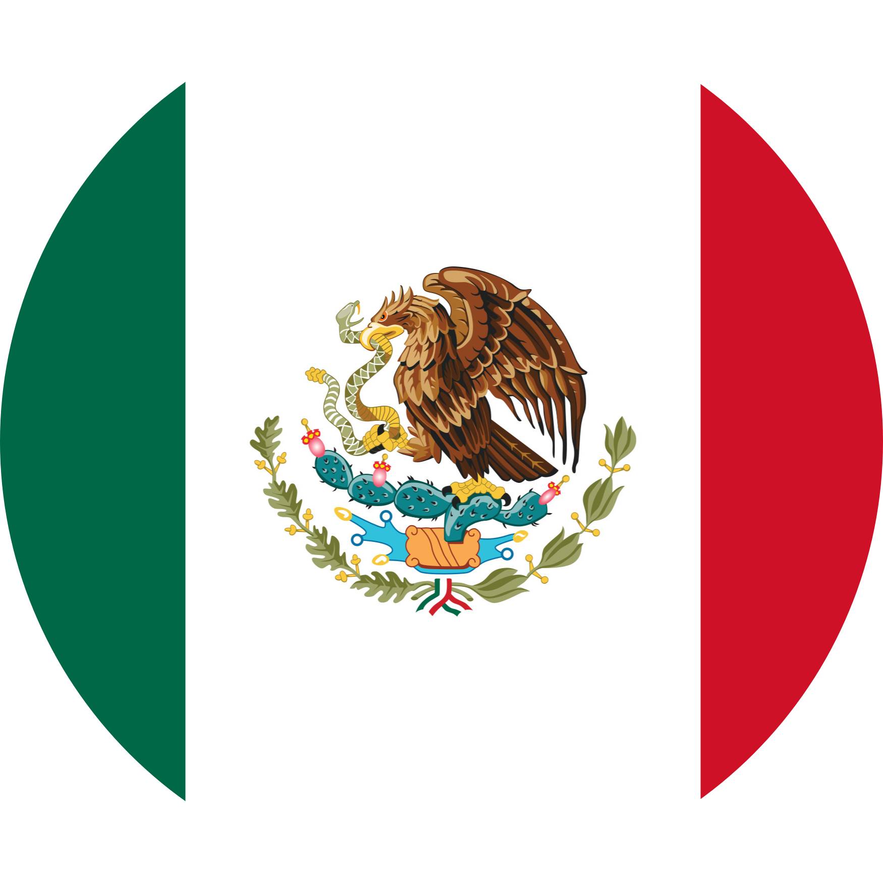 Mexico Flag Emoji