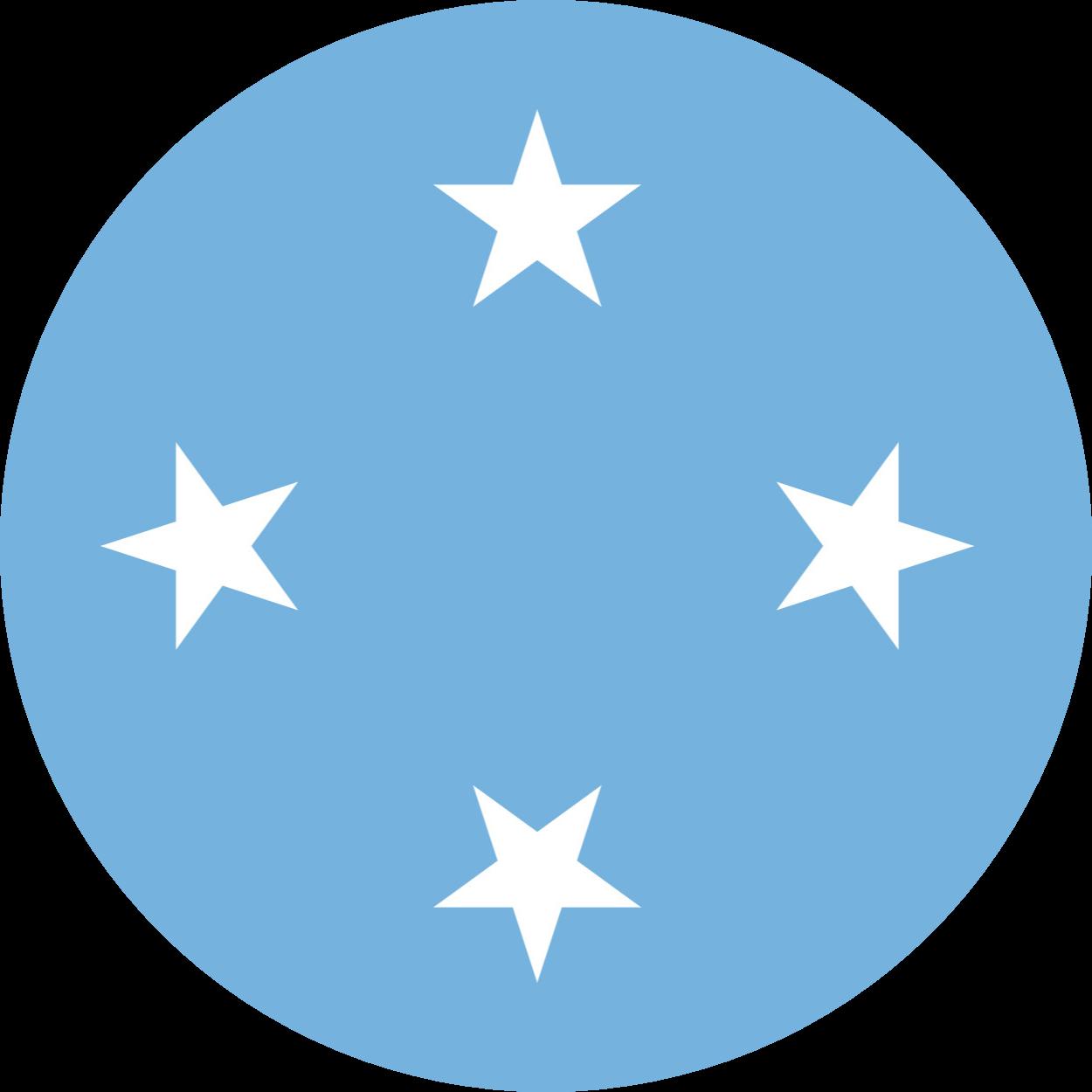 Micronesia Flag Emoji