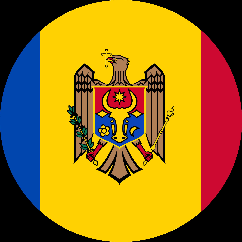 Moldova Flag Emoji