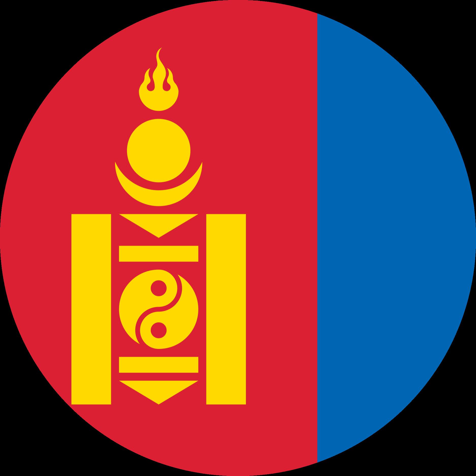 Mongolia Flag Emoji