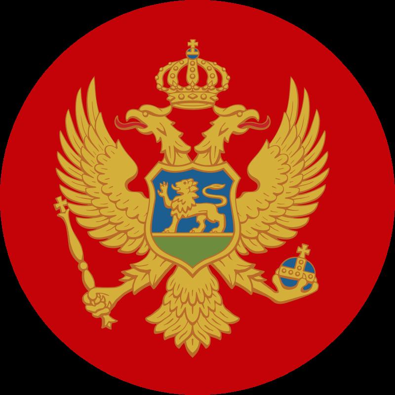 Montenegro Flag Emoji