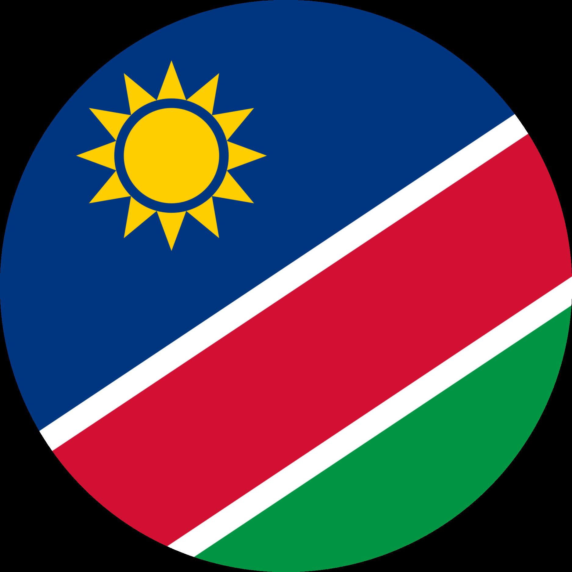 Namibia Flag Emoji