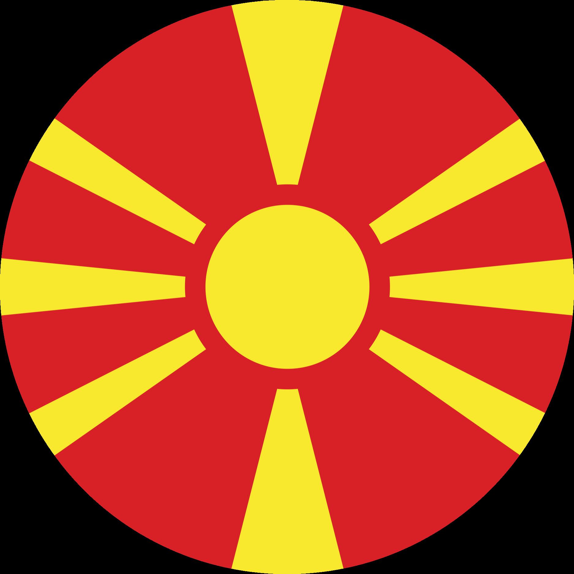 Macedonia Flag Emoji