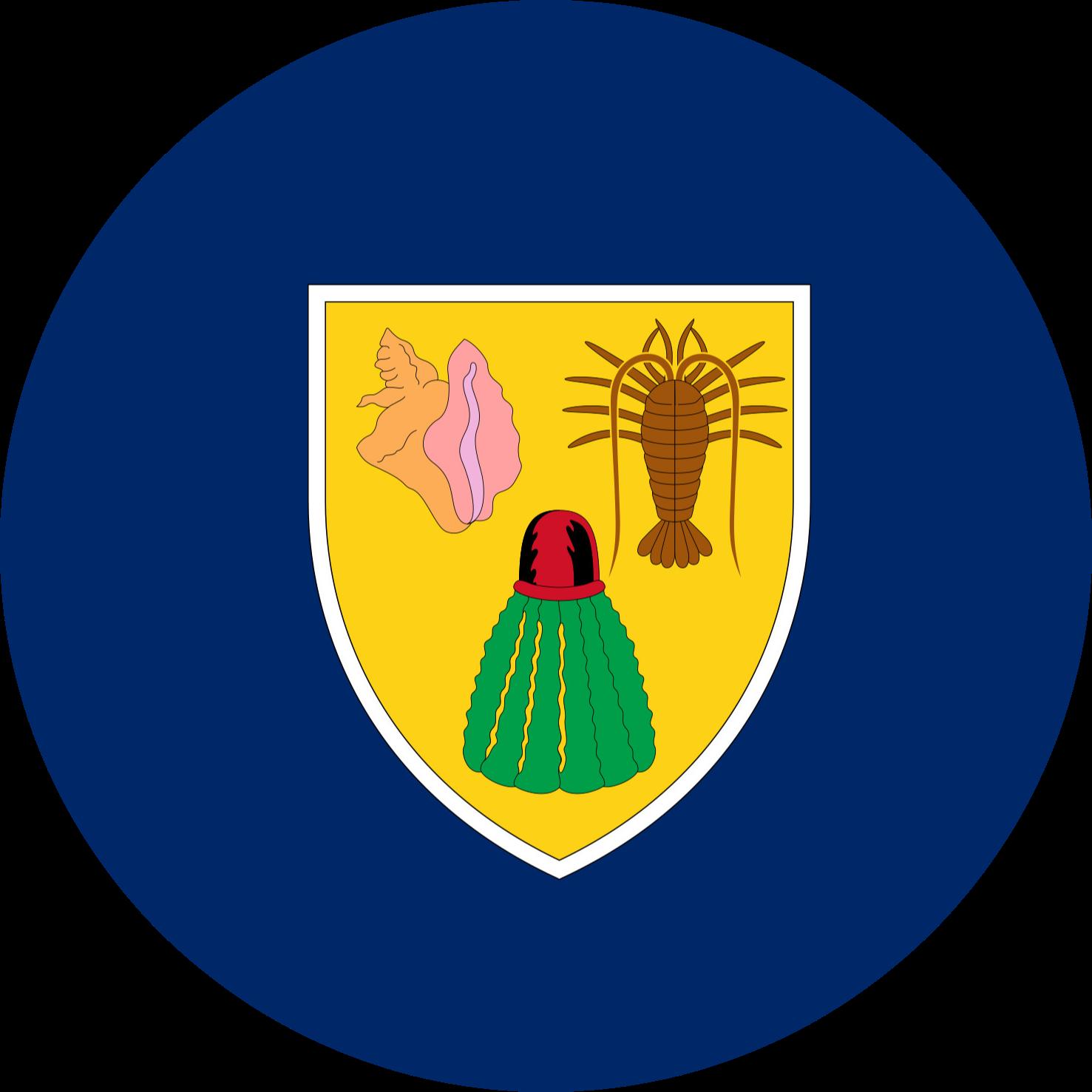 Turks & Caicos Islands Flag Emoji