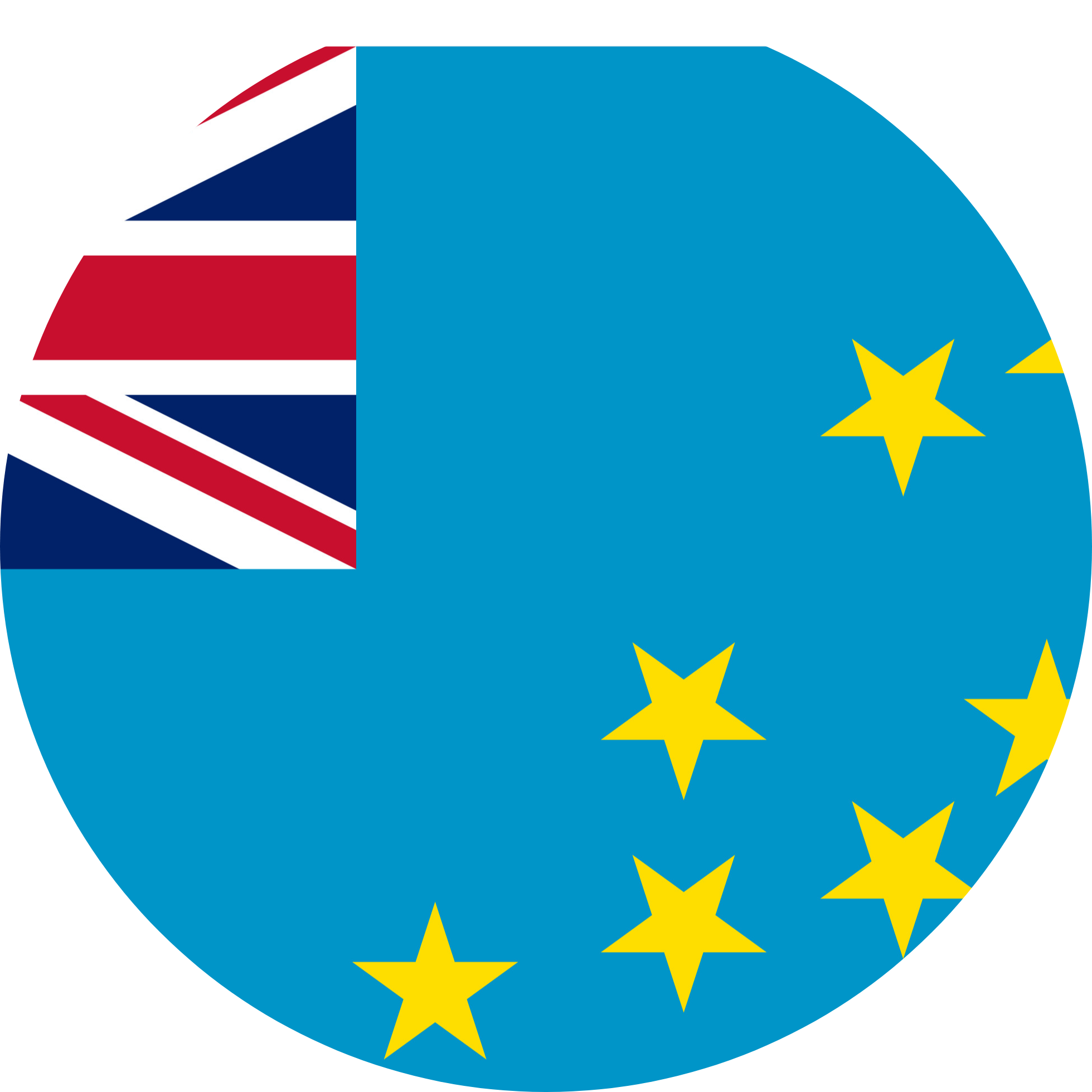 Tuvalu Flag Emoji