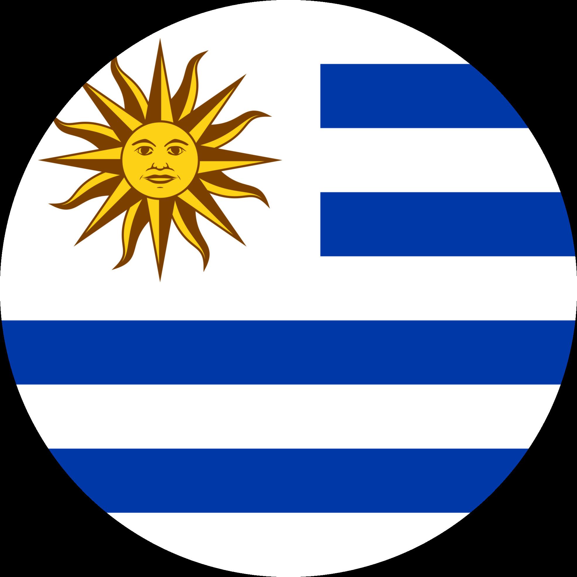 Uruguay Flag Emoji