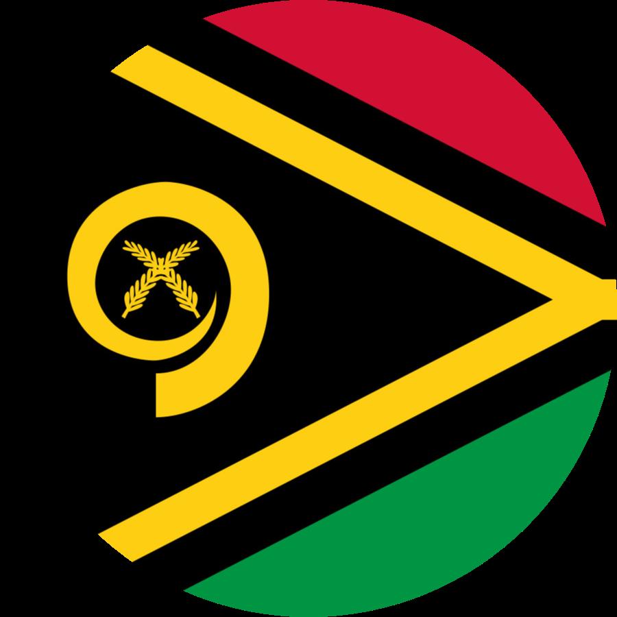 Vanuatu Flag Emoji