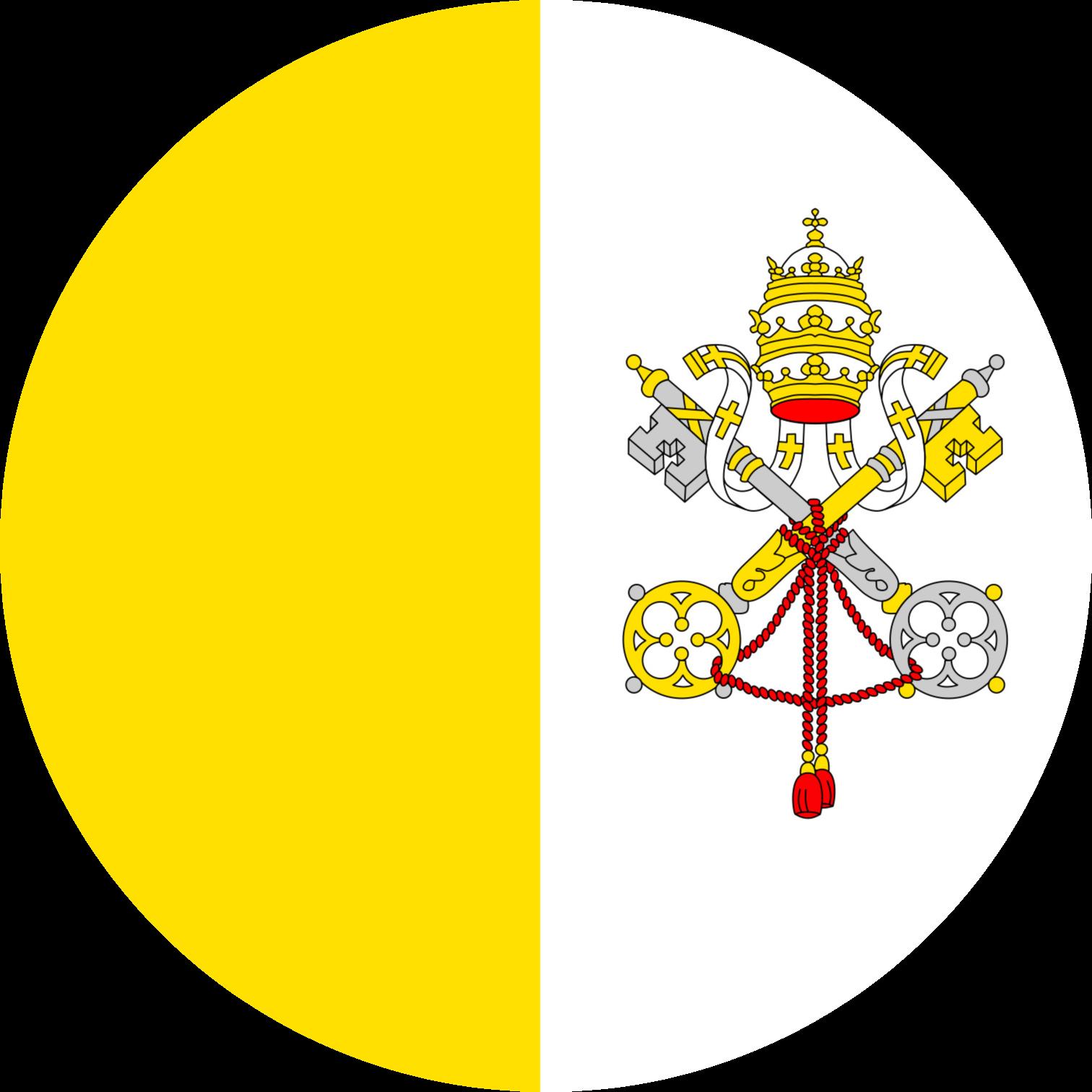 Vatican Flag Emoji