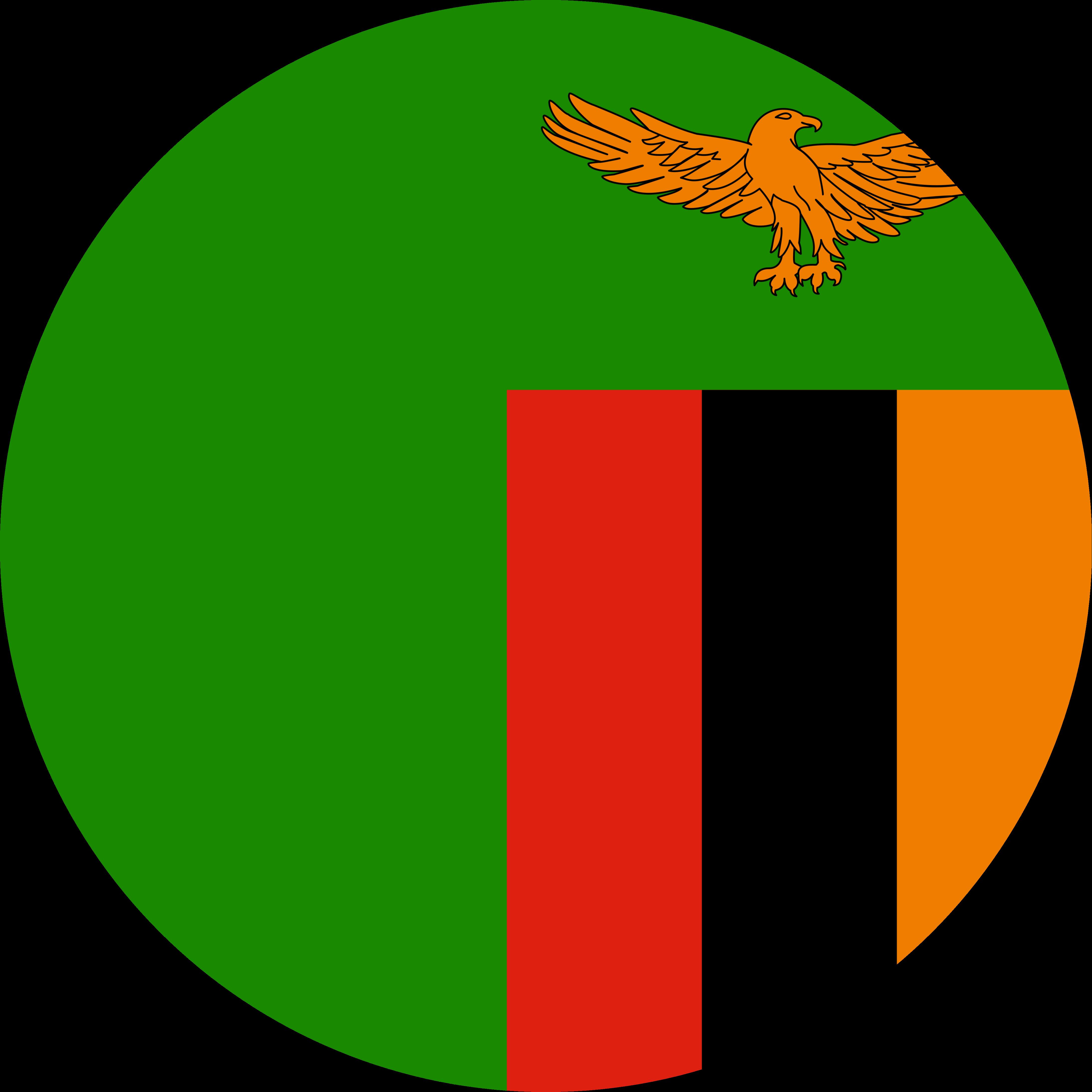 Zambia Flag Emoji