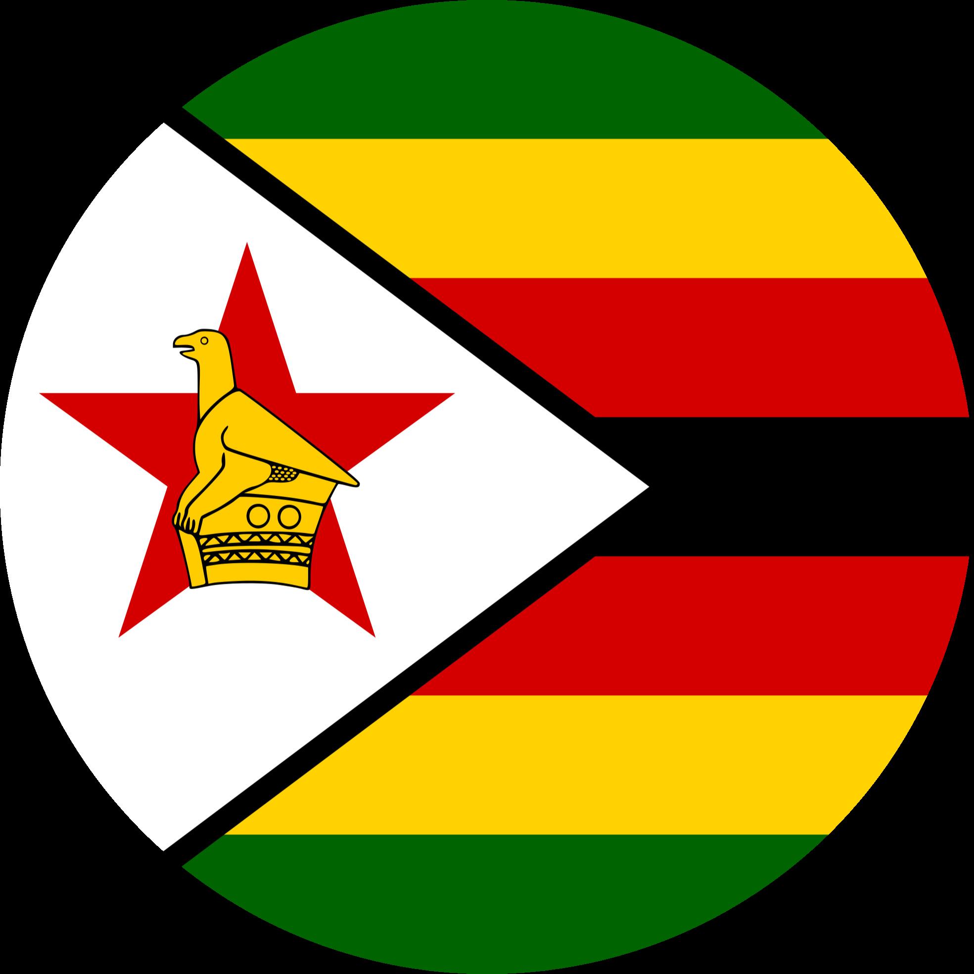 Zimbabwe Flag Emoji