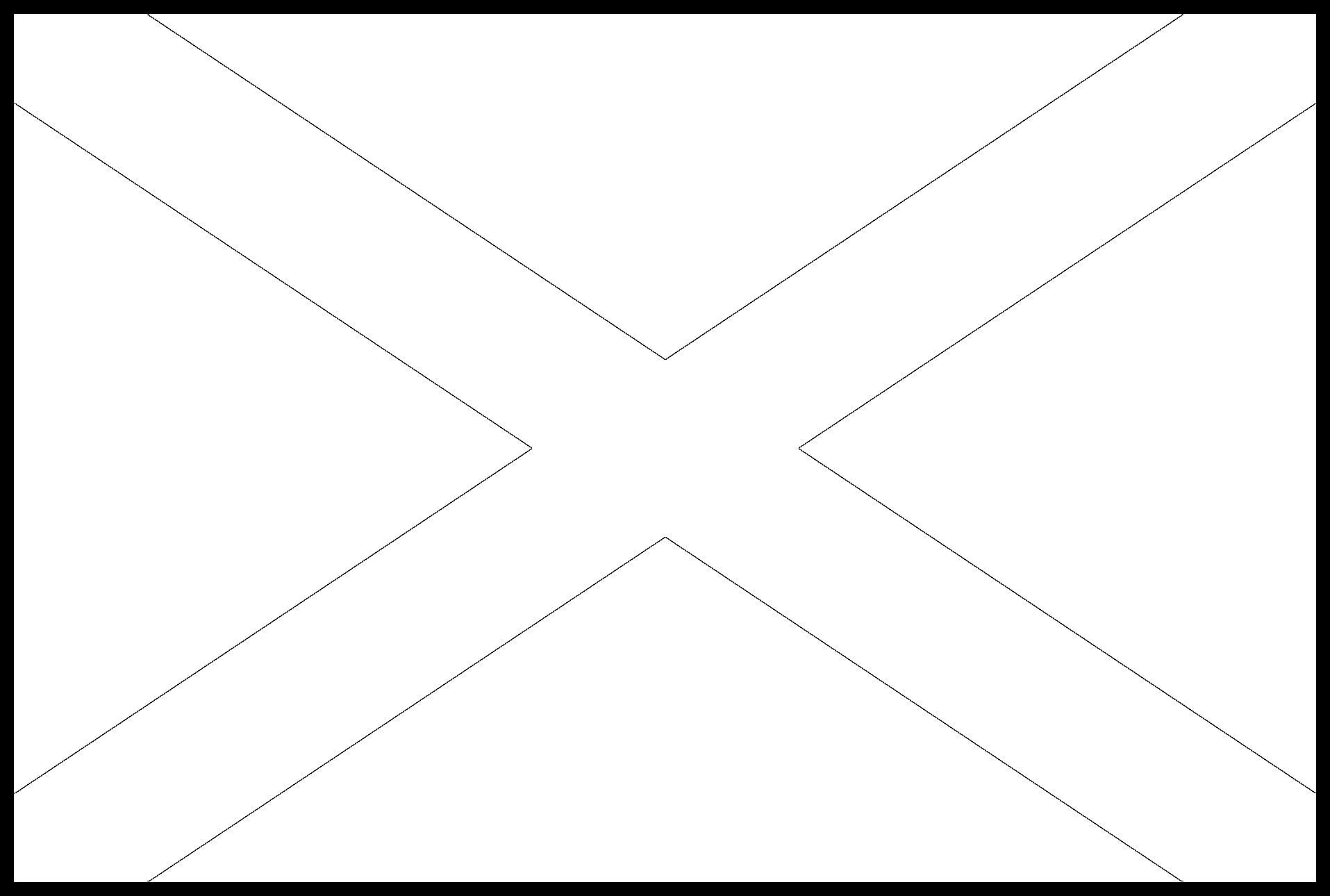 Alabama Flag Coloring Page
