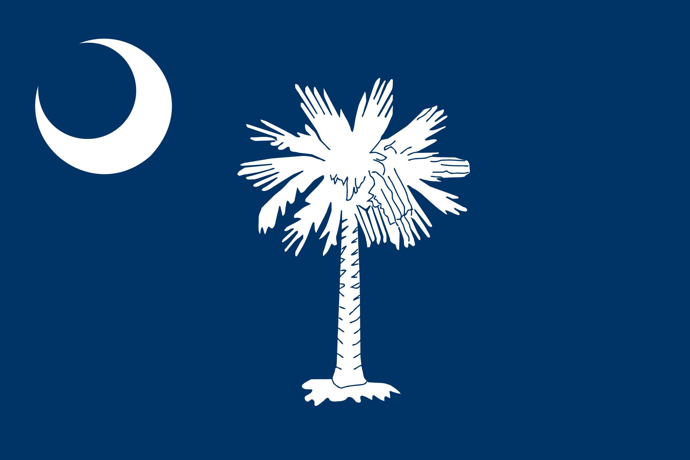 South_Carolina State Flag Colors