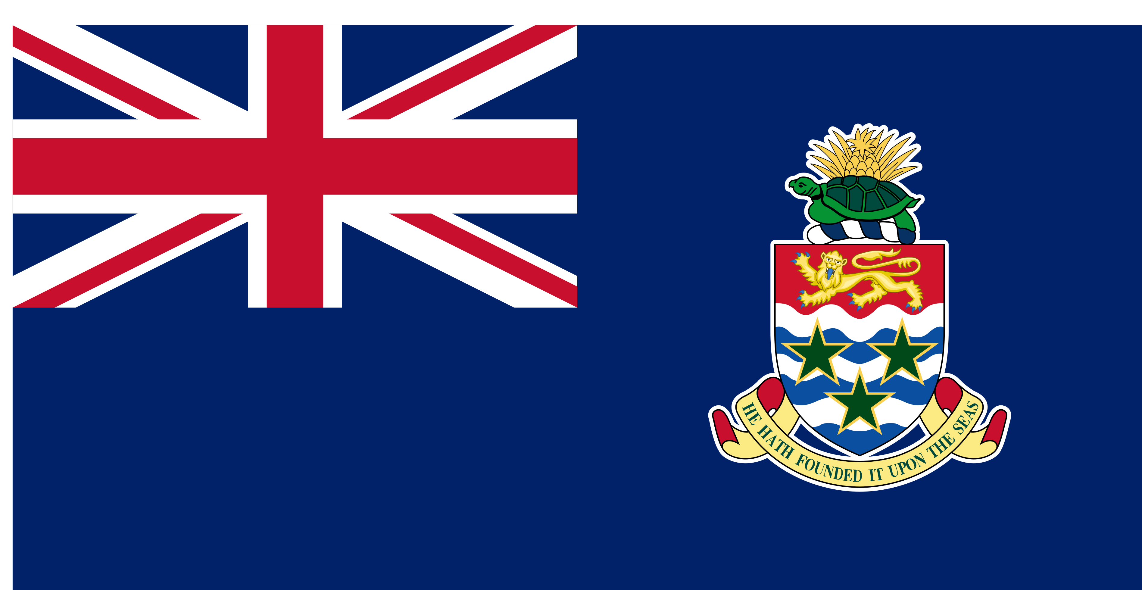 The Cayman Islands Flag Image - Free Download