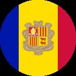 Andorra Flag Emoji 🇦🇩