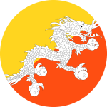 Bhutan Flag Emoji 🇧🇹