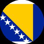 Bosnia & Herzegovina Flag Emoji 🇧🇦