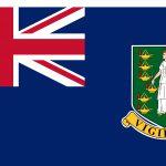 British Virgin Islands Flag Colours