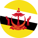 Brunei Flag Emoji 🇧🇳