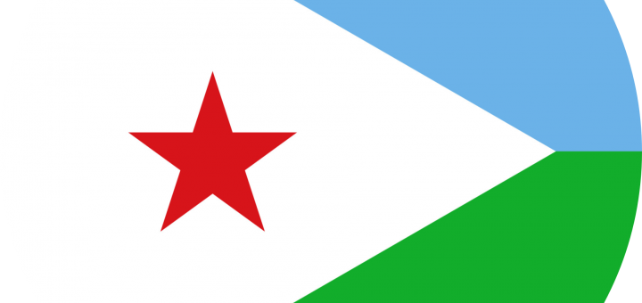 Djibouti Flag Emoji