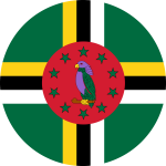 Dominica Flag Emoji 🇩🇲