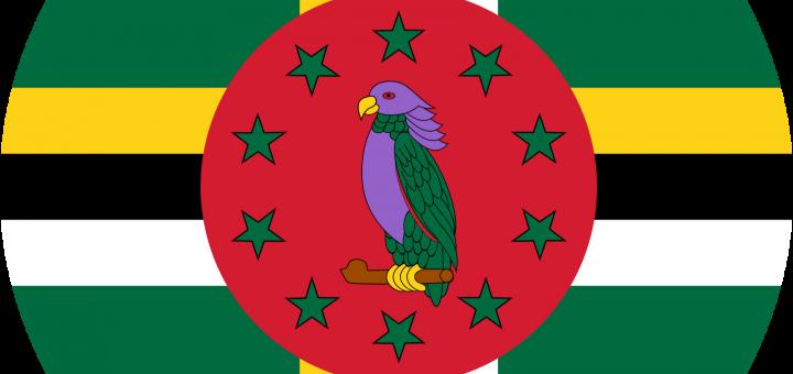 Dominica Flag Emoji