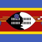 Eswatini Flag Colours