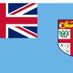 Fiji Flag Colours