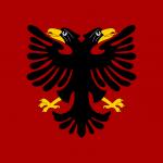Flag of Albania 1920–1926