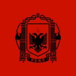 Flag of Albania 1939–1943
