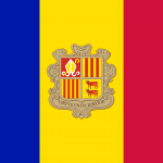 Andorra Flag Vector - Free Download