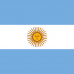 Argentina Flag Vector - Free Download