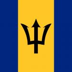 Barbados Flag Image - Free Download