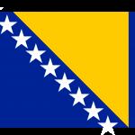 Bosnia and Herzegovina Flag Vector – Free Download