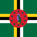 Dominica Flag Vector - Free Download