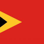 East Timor Flag Image - Free Download