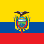 Ecuador Flag Vector - Free Download