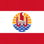French Polynesia Flag Vector - Free Download
