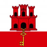 Gibraltar Flag Image - Free Download