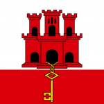 Gibraltar Flag Vector - Free Download