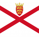 Jersey Flag Vector - Free Download