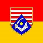 Flag of Karlovac county