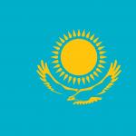 Kazakhstan Flag Image - Free Download