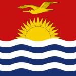 Kiribati Flag Vector - Free Download