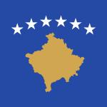 Kosovo Flag Vector - Free Download